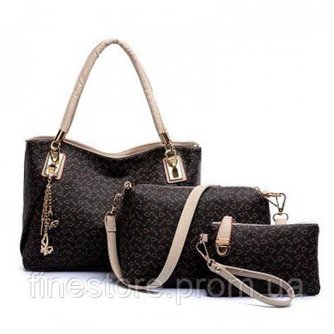 Набор женских сумок AL7237, фото 2