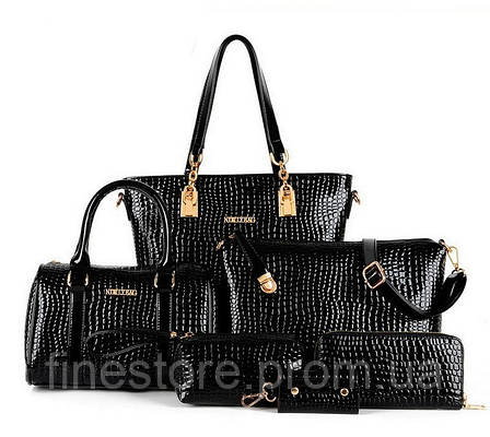 Набор женских сумок AL6535, фото 2