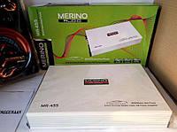 Автомобильный Усилитель Merino MR-455 4-х канальный 8000 ват усілітєль підсилювач Мерин в авто машину усилок