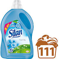 """Кондиционер для белья """"Небесная Свежесть"""" Silan 2.7 л 111 стир."""