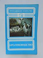 Бодур И., Кривчанский И. Приусадебное хозяйство. Кролиководство (б/у)., фото 1
