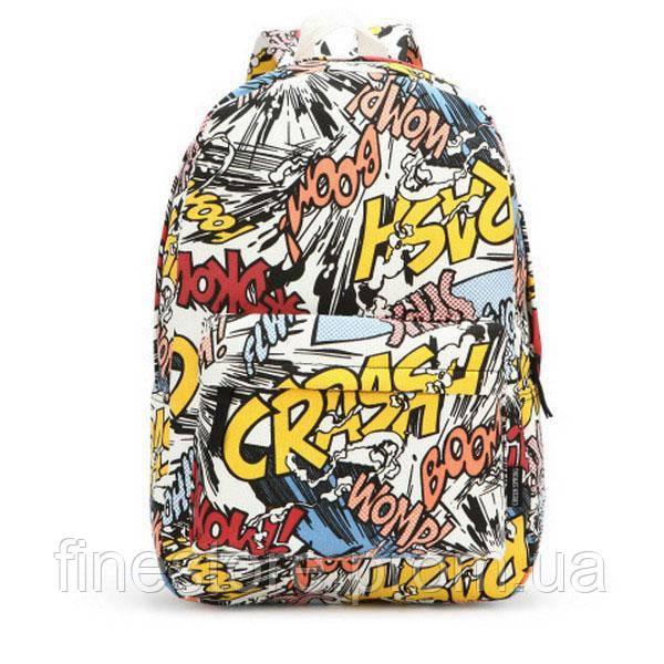 Яркий школьный рюкзак AL6472