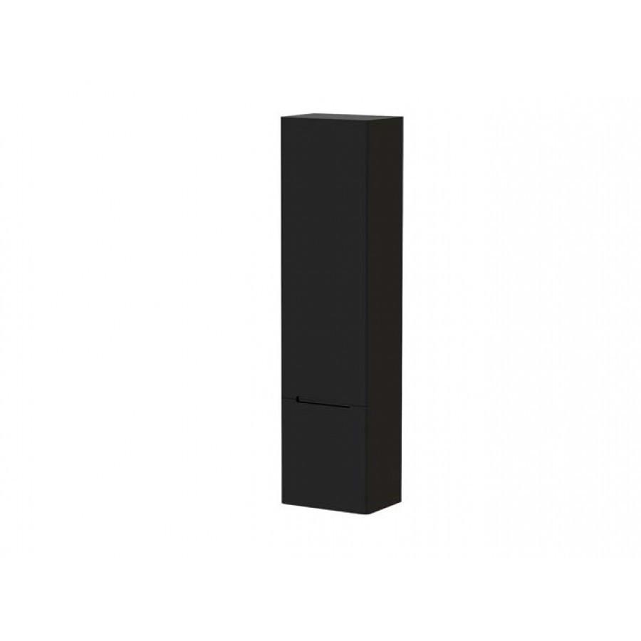 Пенал Ювента Tivoli (Тиволи) ТvP-190 черный правый, 1700х400х250 мм