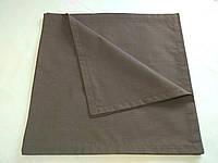 Салфетка из х/б ткани ( цвет любой) 25*25см
