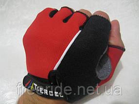 Рукавички Вело безпалі Tiercel (XXL), фото 3