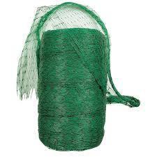 Сетка для защиты плодов от птиц М-400 зеленая 18x18 мм (10 м)