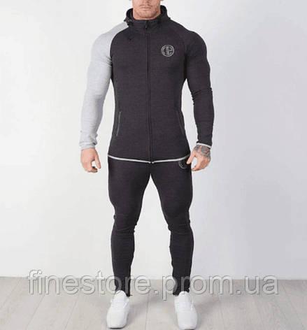 Мужская спортивная кофта Тop AL7654, фото 2