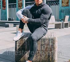 Мужская спортивная кофта Тop AL7654, фото 3