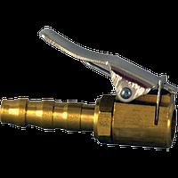 Наконечник к пистолету для подкачки на шланг 8мм