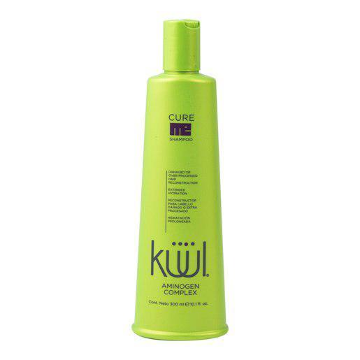 Шампунь для поврежденных волос Kuul Cure Me Shampoo