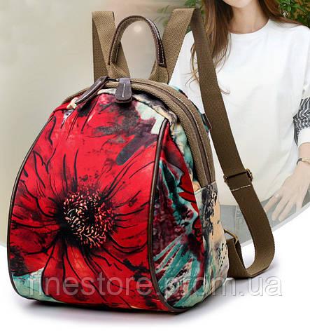 Женский рюкзак Poppy AL7471, фото 2
