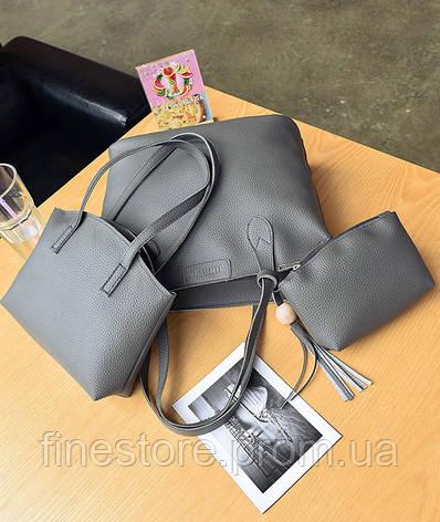 Набор женских сумок JingPin AL7587, фото 2