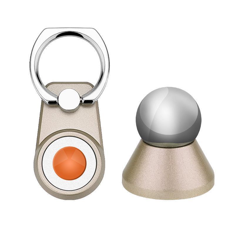 Магнитный держатель c кольцом для смартфонов
