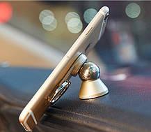 Магнитный держатель c кольцом для смартфонов, фото 2