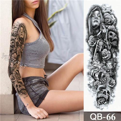 """Купить татуировку """"ФЛЕШ-ТАТУ"""" на руку по самым низким ценам в Украине. Размер: 48см • 17см."""