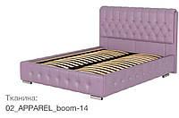 Кровать мягкая Беатрис 140