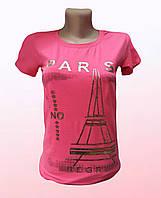 """Футболка женская """"Paris"""" (2305/46)"""