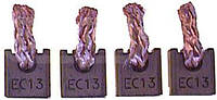 Щетки стартера Magneton PLSX54; 14вольт A=5,9мм B=12,4мм C=12,6мм