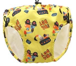 Дитячі непромокальні плавки для басейну