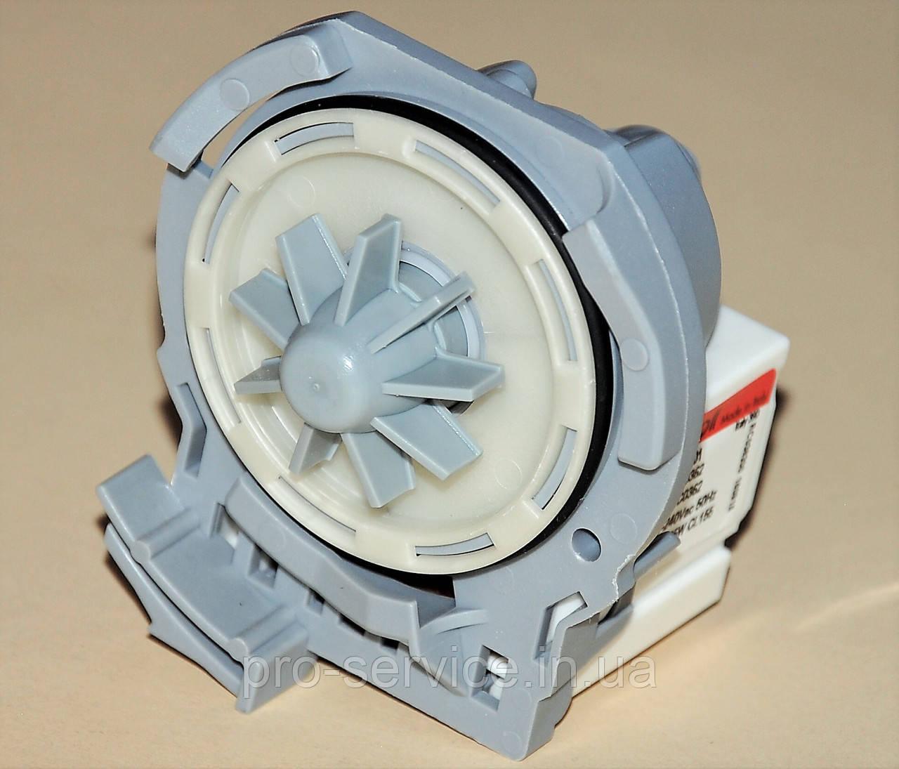 Сливной насос 481236018558 для ПММ Whirlpool