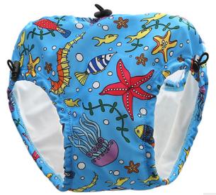 Не протекающие плавки для купания малышей