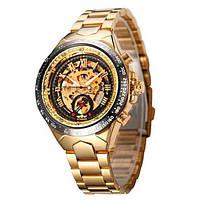 Механические мужские часы WINNER ACTION GOLD