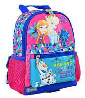 Рюкзак детский 1 Вересня K-16 Frozen