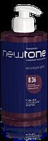 Тонуюча маска для волосся 8/36 (світло-русявий золотисто-фіолетовий) Newtone Estel 435 мл