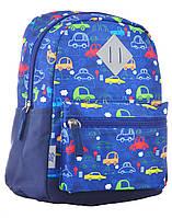 Рюкзак детский 1 Вересня K-19 Cars