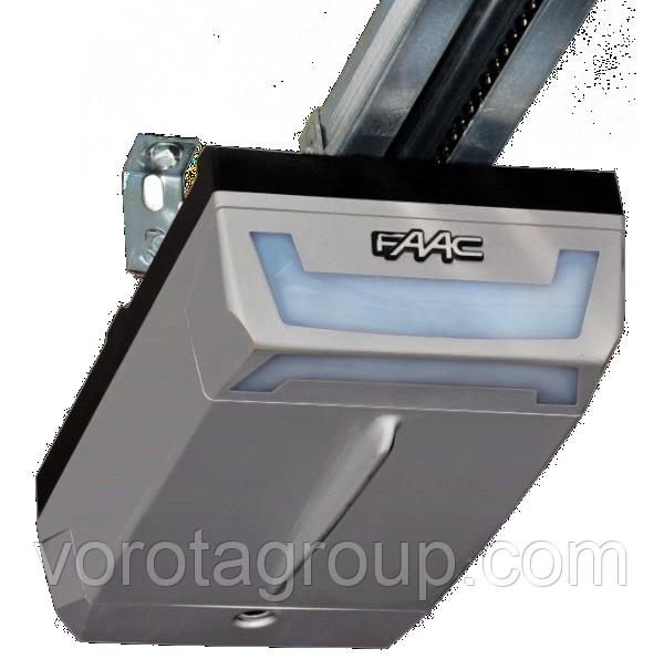 Привод гаражных секционных ворот Faac D1000Kit