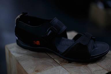 Кожаные мужские сандалии NB