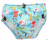 Детские герметичные плавки для бассейна с утягивающими резиночками, фото 2