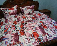 Детское постельное белье бязь