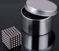 Головоломка Neo Cube Нео Куб Магнит 216 шариков 5мм в боксе NeoCube