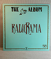 CD диск Radiorama - The Second Album