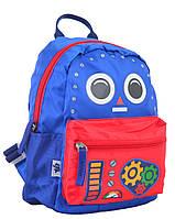 Рюкзак детский 1 Вересня K-19 Robot
