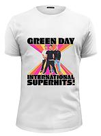 Футболки Green Day Грин Дей