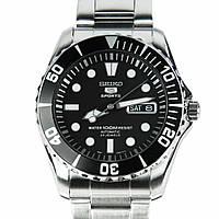 Чоловічі механічні годинники Seiko 5 SNZF17 Сейко годинник механічний з автоматичним заводом