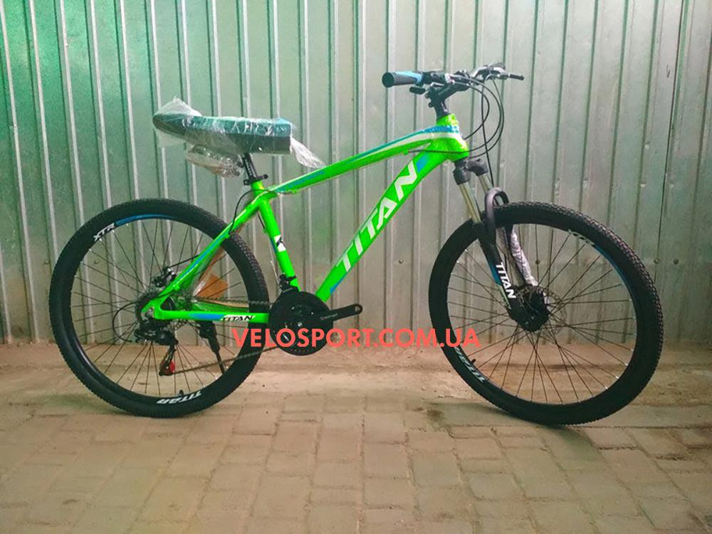 Горный велосипед Titan Scorpion 26 дюймов