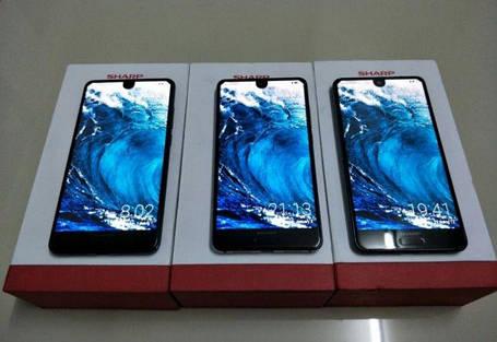 Смартфон Sharp Aquos S2 blue 5.5`\And 7\NFC\2 SIM\4/64гб/2 камеры, фото 2
