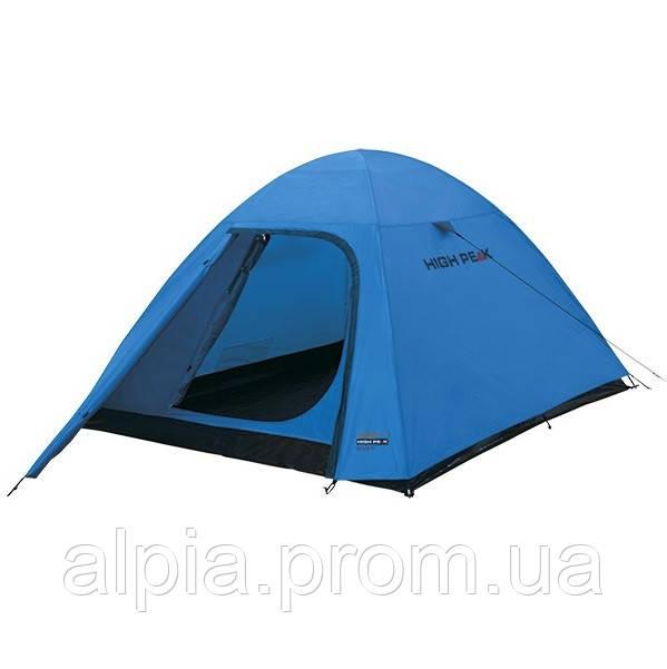 Трехместная палатка High Peak Kiruna 3 (Blue/Grey)