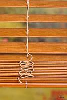 Жалюзи горизонтальные бамбуковые разноцветные производство под заказ и по замерам