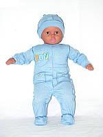 """Детский комплект для мальчика """"Мини бой"""" (2 предмета), фото 1"""