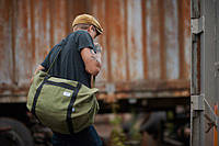 Мужская дорожная сумка FD BIG PIT GREEN, фото 1