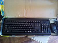 Беспроводная клавиатура A4Tech PADLESS 6100F
