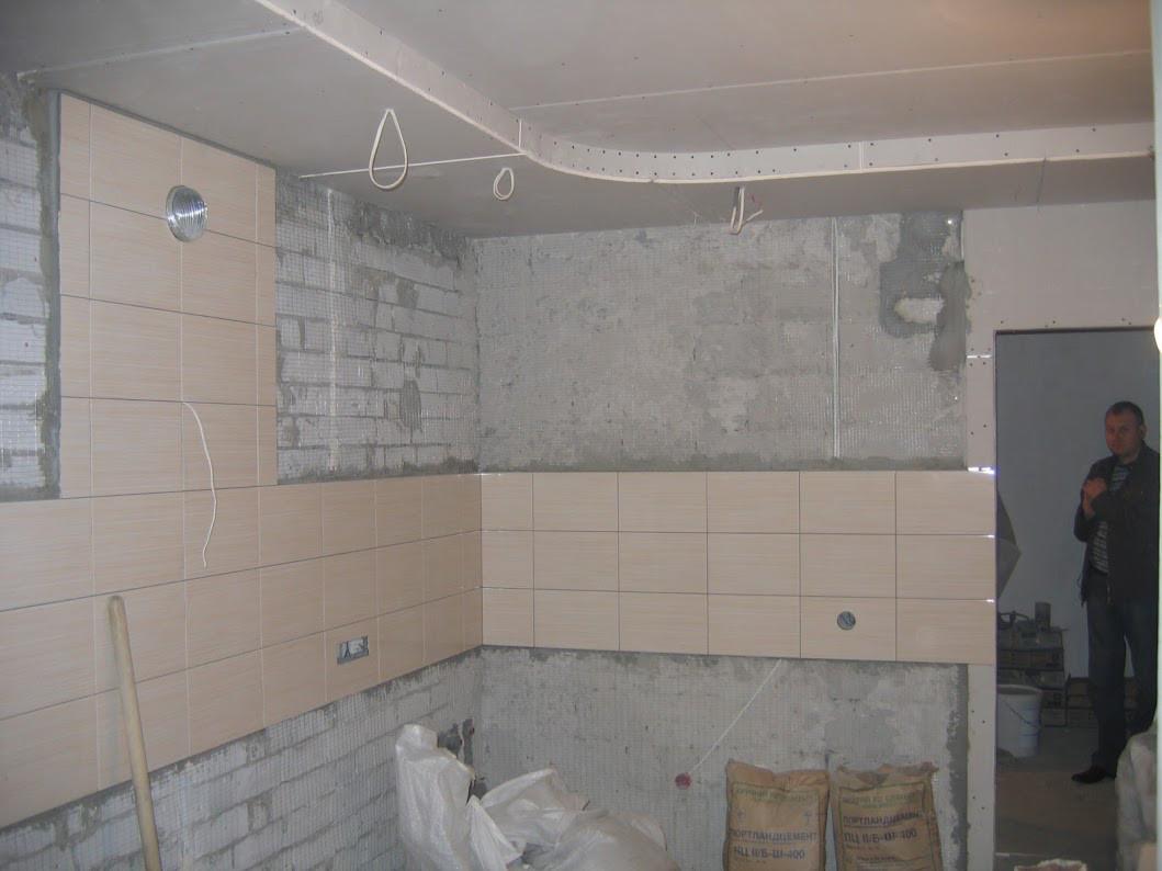 Реконструкция помещения под ключ Днепр