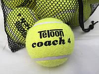 Мяч для большого тенниса Teloon coach