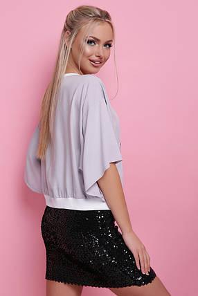 Розовый блузон Мартина к/р, фото 2