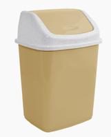 Ведро для мусора Алеана 10л – DM0396 (Украина)