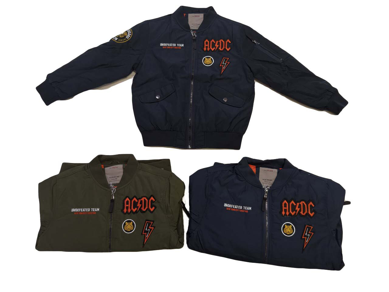 Куртки для мальчиков опт, размеры 134/140-170, Glo-story, арт.BMA 6146